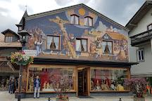 Passionstheater, Oberammergau, Germany