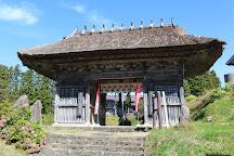 Churenji Temple, Tsuruoka, Japan