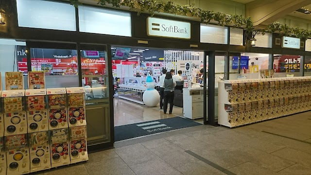 Softbank Yodobashi Akiba