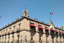 Government Palace, Morelia, Mexico