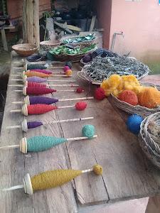 Museo Arte Textil Puka Chinchero 5
