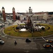 Станция  Pl. Espanya