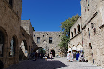 Old Town of Rhodes, Rhodes Town, Greece