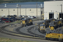 Union Pacific Railroad Bailey Yard, North Platte, United States