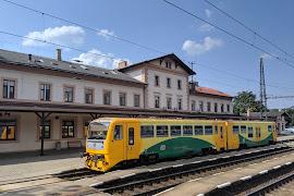 Железнодорожная станция  Usti Nad Labem Strekov