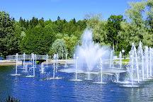 Musical Fountain, Lahti, Finland