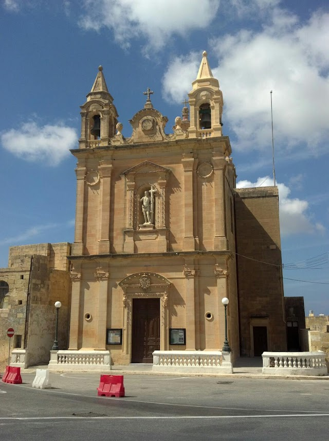 Munxar Parish Church