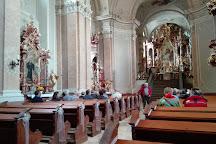 Benedictine Abbey and Museum (Bences Apatsag), Tihany, Hungary