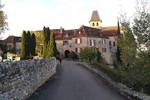 Eglise Saint-Jean-Baptiste, Loubressac, France