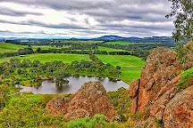 Hanging Rock Reserve, Woodend, Australia