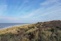 Beach De Haan, De Haan, Belgium