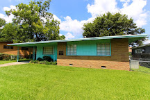 Medgar Evers Home, Jackson, United States