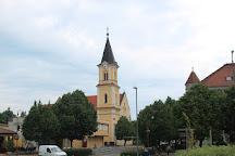 Kalman Imre Memorial House, Siofok, Hungary