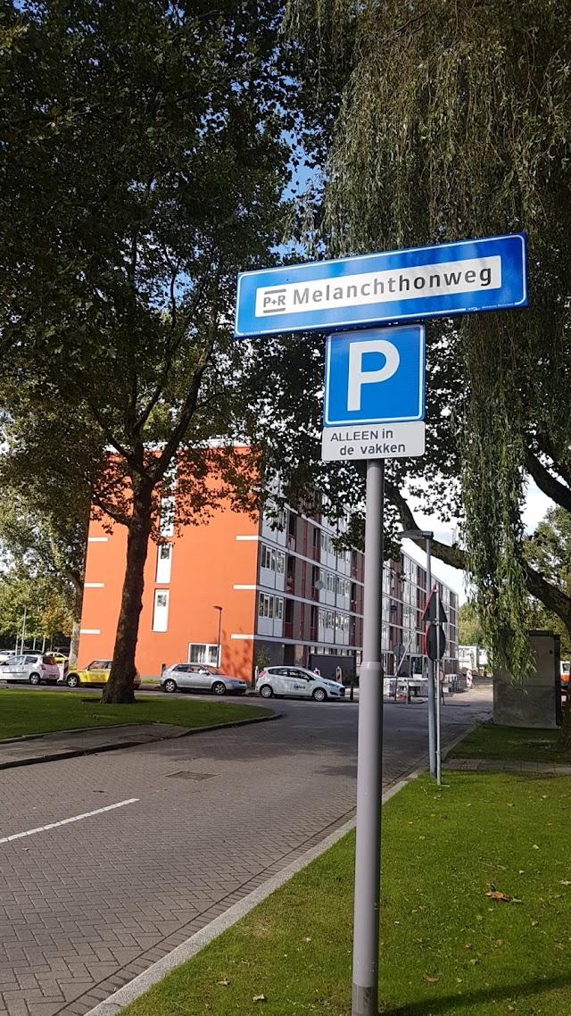 P + R Melanchtonweg