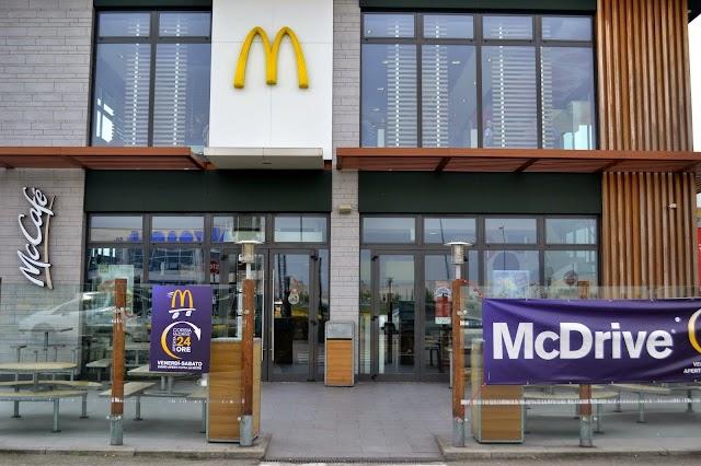 MC Donald - MC Cafe Legnago