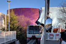 Seattle Center Monorail, Seattle, United States