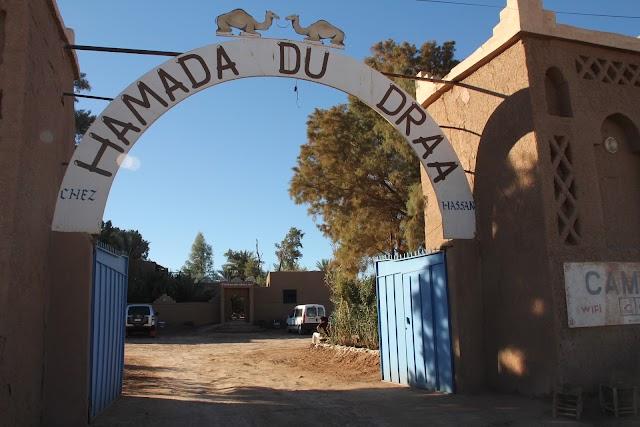 HOTEL mhamid -hotel hamada du draa