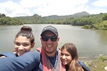 Lago Garzas, Adjuntas, Puerto Rico