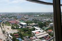 Banharn Jamsai Tower, Suphan Buri, Thailand