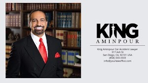 King Aminpour Car Accident Lawyer
