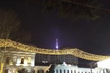 Rustaveli Avenue, Tbilisi, Georgia