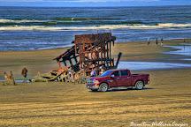 Peter Iredale Ship Wreck, Warrenton, United States