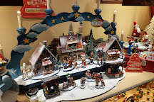 German Christmas Museum, Rothenburg, Germany