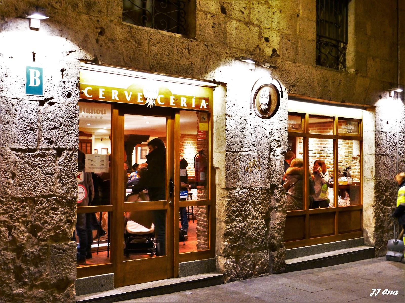 Bar La Sepia