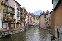 Le Thiou, Annecy, France