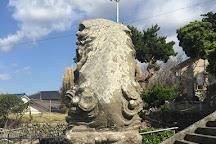 Merasaki Shrine, Tateyama, Japan