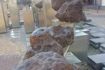 Gibeon Meteorites, Windhoek, Namibia