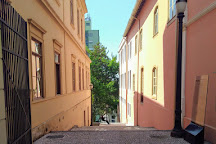 Image House and Alley Pinto, Sao Paulo, Brazil
