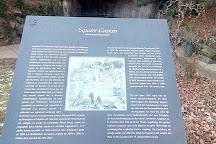 Square Castan, Besancon, France