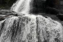 Baker's Falls, Uva Province, Sri Lanka