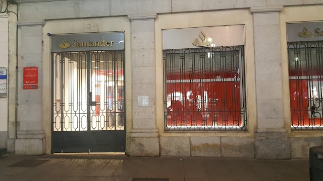 Oficina Banco Santander - Smart Red