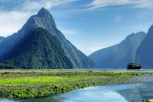 Mitre Peak, Fiordland National Park, New Zealand