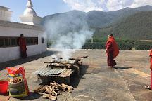 Sangchhen Dorji Lhuendrup nunnery, Punakha, Bhutan