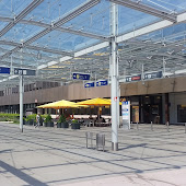 Аэропорт  станции  Nürnberg Flughafen