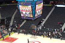 Philips Arena, Atlanta, United States