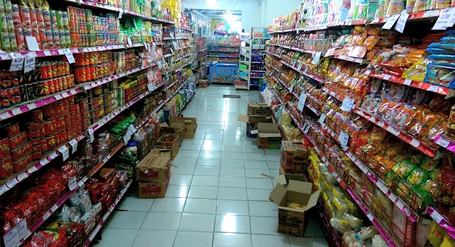 Damai Indah Supermarkets