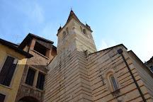 Santa Maria Antica, Verona, Italy