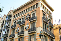 Casa Bruno Quadros, Barcelona, Spain