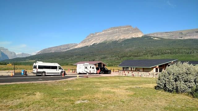 Glacier Nat'l Park-St Mary Vis Ctr