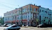 Поликлиника № 1, Молодогвардейская улица, дом 33А на фото Самары