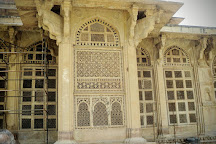 Tomb of Ghaus Mohammed, Gwalior, India