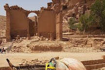 Temple of Dushares, Petra - Wadi Musa, Jordan