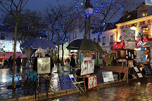 Place du Tertre, Paris, France