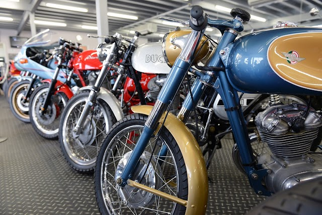 The Powerhouse Motorcycle Museum