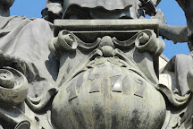 Monument To Miguel Hidalgo, Madrid, Spain