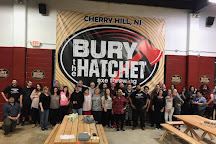 Bury The Hatchet Cherry Hill - Axe Throwing, Cherry Hill, United States